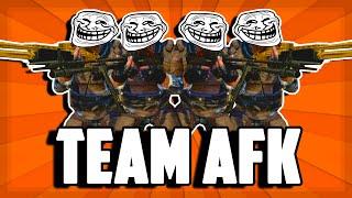 Black Ops 1 Team AFK Trolling! (Funny Reactions)