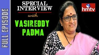 Special Interview With AP Women's Commission Chairperson V..