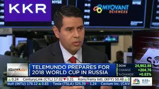 CNBC Squawk Alley Cesar Conde 03 15 2018