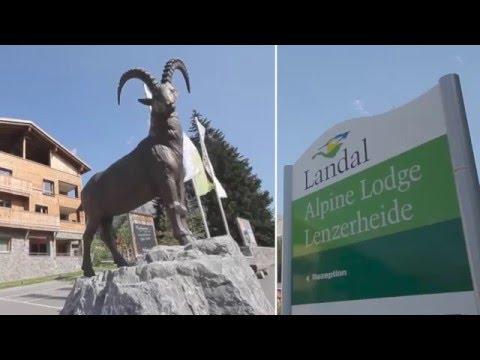 Landal Alpine Lodge Lenzerheide | Video Ferienpark Lenzerheide - Graubünden, Schweiz
