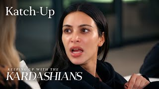 """""""Keeping Up With the Kardashians"""" Katch-Up S13, EP.2   E!"""