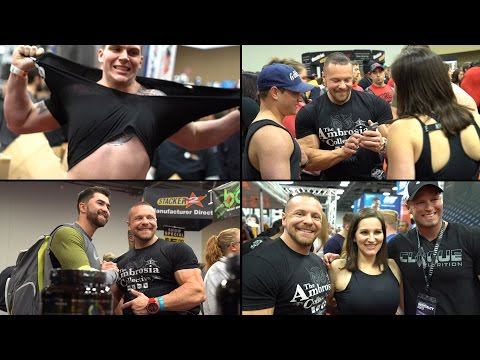 The Greatest Arnold Classic Moments Ever | Arnold Classic 2017