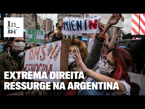 Argentina: extrema direita ressurge na pandemia