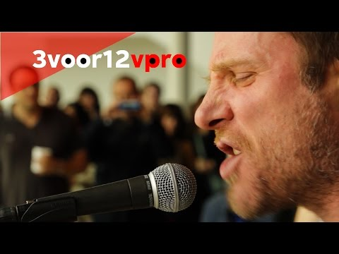 Sleaford Mods 3voor12 Sessie op Le Guess Who? 2014