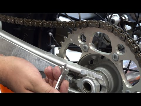 How To | Tightening Your Chain