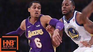 GS Warriors vs LA Lakers 1st Qtr Highlights / Week 7 / 2017 NBA Season