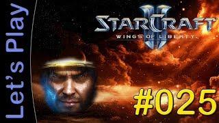 Let's Play Starcraft 2 #25 [DEUTSCH] (WOL) - Zwischen Himmel und Hölle