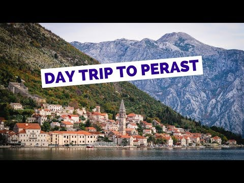 Perast + Our Lady of the Rocks | Day Trip from Kotor, Montenegro