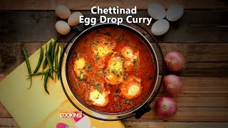 Chettinad Egg Drop Curry | Ventuno Home Cooking
