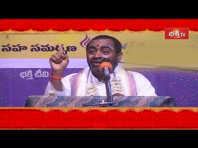 దయ - సంకల్పం ఈ రెండు దేనివలన వస్తాయి..? | Lakshmi Kataksham | Sri Samavedam Shanmukha Sarma