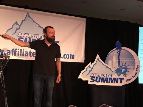 Scott Stratten Keynote at Affiliate Summit East 20…