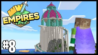 THE STRONGEST ALLIANCE ON THE SERVER..   Minecraft Empires 1.17 SMP   #8