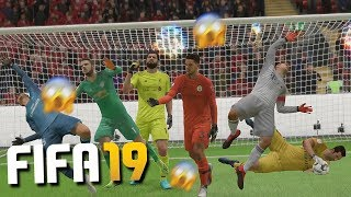 WHAT HAPPENS WHEN YOU PLAY 11 GOALKEEPERS ON FIFA 19???