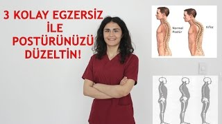 3 OF THE BEST EXERCISES FOR POSTURE!