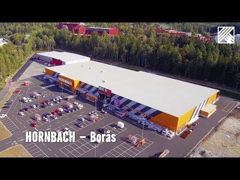 HORNBACH Borås, öppningsfirande 27/9 - 30/9 2018