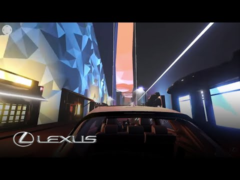 Experience the Lexus NX in virtual reality