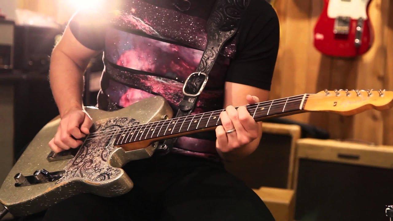 brad paisley at guitar center g bender telecaster youtube. Black Bedroom Furniture Sets. Home Design Ideas
