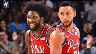 Guangzhou Long-Lions vs Philadelphia 76ers - Full Game Highlights | October 8, 2019 NBA Preseason
