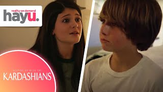 Kylie Jenner Can't Have Boyfriends | Season 5 | Keeping Up With The Kardashians