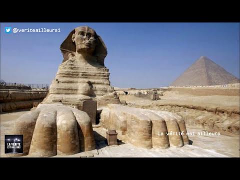 nouvel ordre mondial | ★ Découverte de Tombeaux Extraterrestres dissimulés sous le Grand Sphinx...