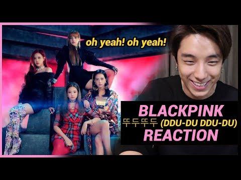 BLACKPINK - '뚜두뚜두 (DDU-DU DDU-DU)' MV Reaction | KAYAVINE