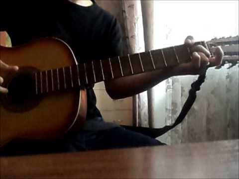 Гражданская оборона - Город детства (кавер на акустической гитаре)