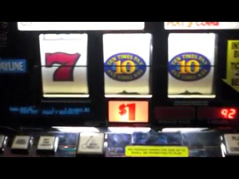 seven steps slot machine success