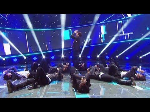 《POWERFUL》 THE BOYZ(더보이즈) - Boy(소년) @인기가요 Inkigayo 20171217