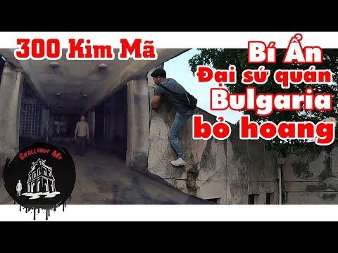 Bí ẩn bên trong nhà ma 300 Kim Mã - inside old Bulgarian Embassy building in Hanoi Vietnam