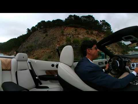 Rolls-Royce Dawn | Prova in anteprima [360° Video]
