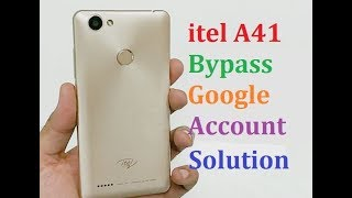 itel S41 FRP UNLOCK | Remove Google Account with MIRACLE