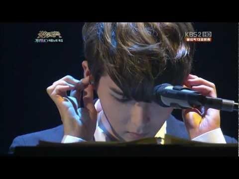 려욱(Super Junior) - 바다에 누워.