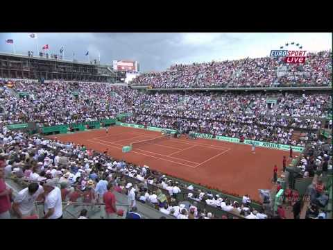 French Open 2010 Final Nadal vs Soderling FULL