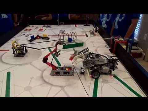 FLL World Class 2014  - Preliminary Mission Set (488 points)