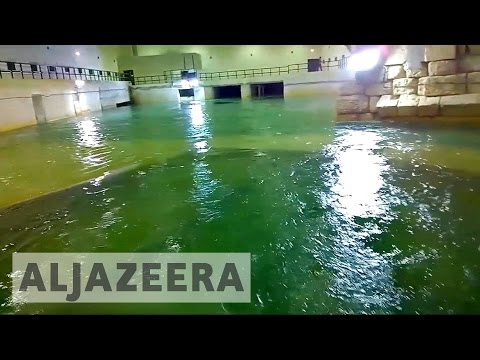 Damascus water crisis puts government under pressure