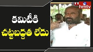 TSRTC JAC Convenor Ashwathama Reddy Face to Face..