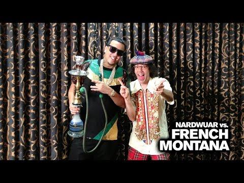 Nardwuar vs. French Montana