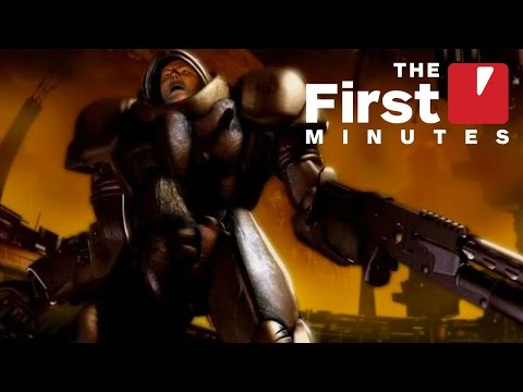 The First 12 Minutes of Starcraft
