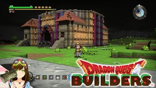 Dragon Quest Builders - Holy Hostel & Princess's Bedroom Ep94