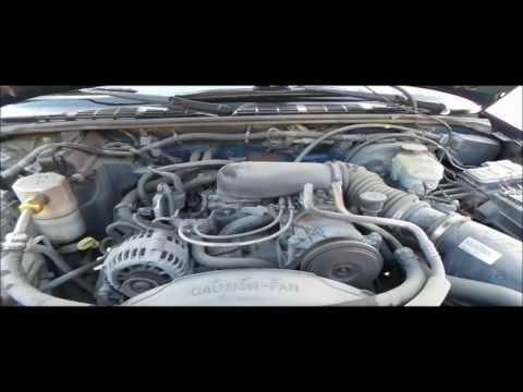2002 Chevrolet Blazer SUV for sale | no-reserve Internet auction October 19, 2016