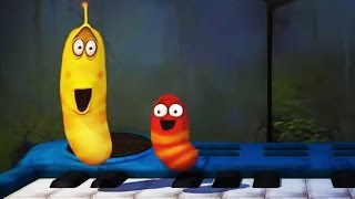 LARVA - THE LARVA'S CONCERT | 2017 Full Movie Cartoon | Cartoons For Children | Kids TV Shows
