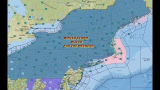 WINTER STORM WATCH ACROSS MIDWEST OHIO VALLEY AND MUCH OF THE NORTHEAST NORTHERN MID ATLANTIC