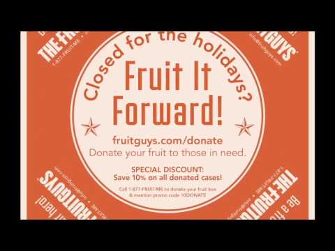 Be a Fruit Hero - The FruitGuys