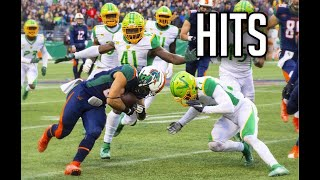 XFL Biggest Hits of Week 2 || HD (2020)