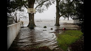 Now a tropical storm, Florence's sluggish pace promises to prolong misery