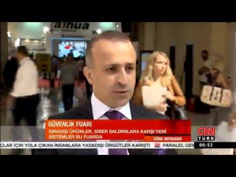 ArmaKontrol  CNN-TURK İSAF 2015 FUARI