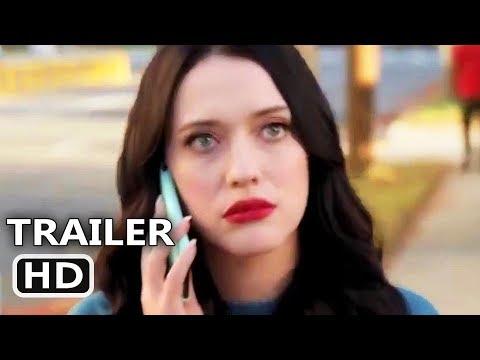 DOLLFACE Trailer # 2 (NEW 2019) Kat Dennings, TV Series HD