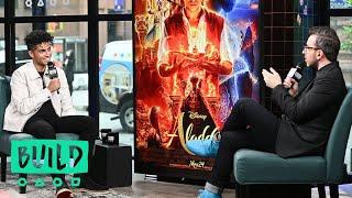 """Mena Massoud Talks About The Disney Film, """"Aladdin"""""""