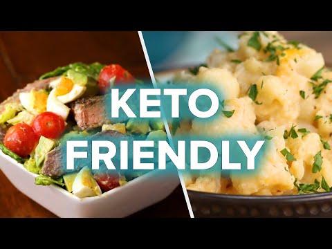 Keto-Friendly Weekday Dinner Recipes ? Tasty