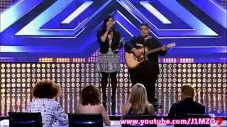 Sina & Soni (The Duo) - The X Factor Australia 2014 - AUDITION [FULL]